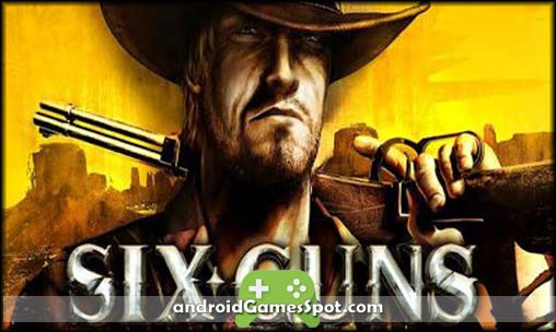 Six Guns Gang Showdown game apk free download