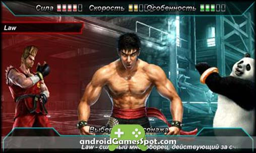 Tekken Card Tournament free games for android apk download