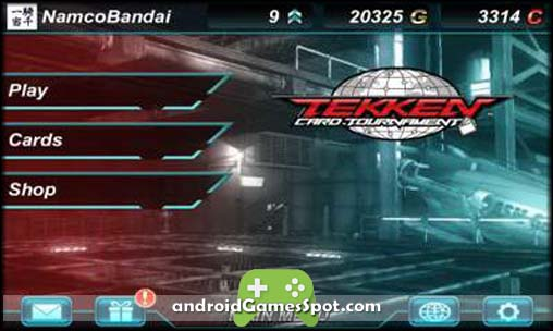 Tekken Card Tournament game apk free download