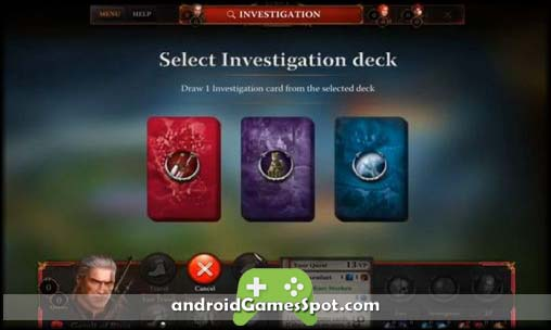 The Witcher Adventure Game free android games apk download