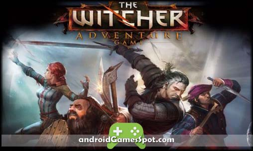 The Witcher Adventure Game game apk free download