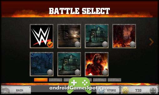 WWE Immortals free games for android apk download