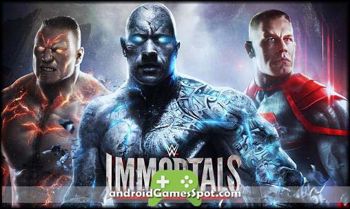 WWE Immortals game apk free download