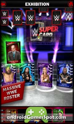 WWE SuperCard apk free download