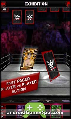 WWE SuperCard free android games apk download