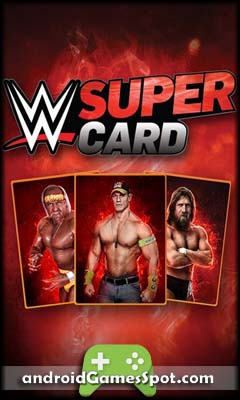WWE SuperCard game apk free download