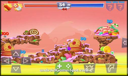 Worms 4 free android games apk download
