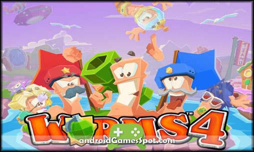 Worms 4 game apk free download