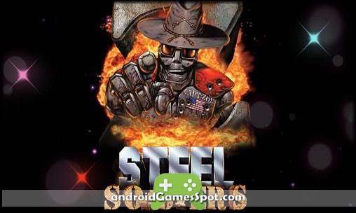 Z Steel Soldiers game apk free download