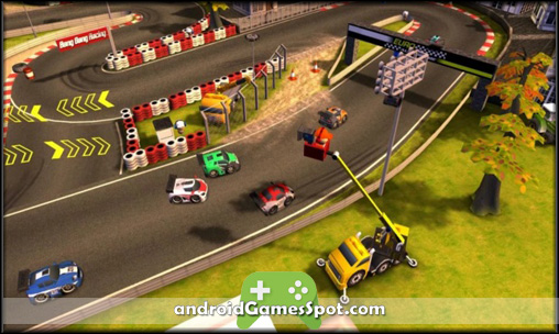 Bang Bang Racing apk free download