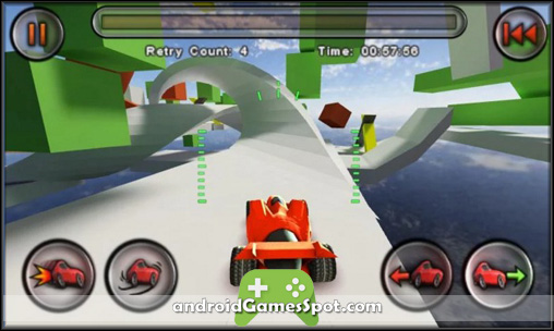 Jet Car Stunts Game Free Online