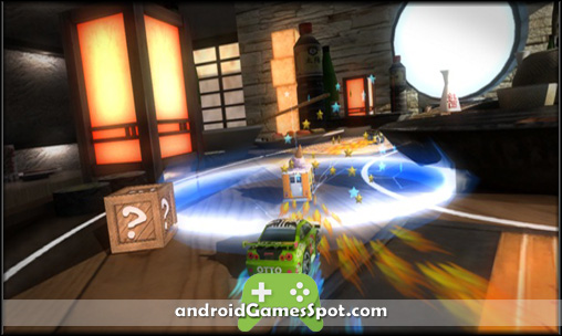 TABLE TOP RACING apk free download