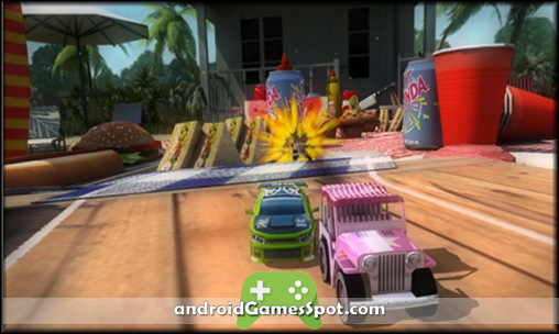 TABLE TOP RACING PREMIUM apk free download