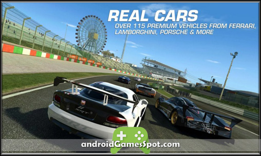 REAL RACING 3 free android games apk download