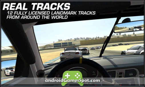 REAL RACING 3 free games for android apk download