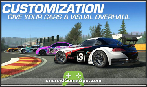 REAL RACING 3 game apk free download