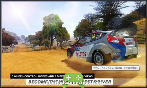 WRC The Official Game APK Free Download