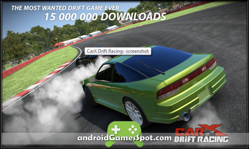 CarX Drift Racing FULL APK Free Download