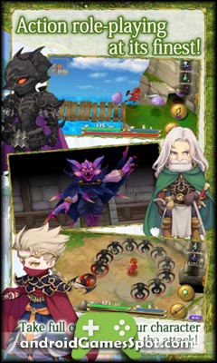 Adventures of Mana game apk free download