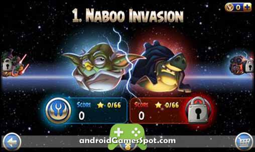 Angry Birds Star Wars 2 free games for android apk download