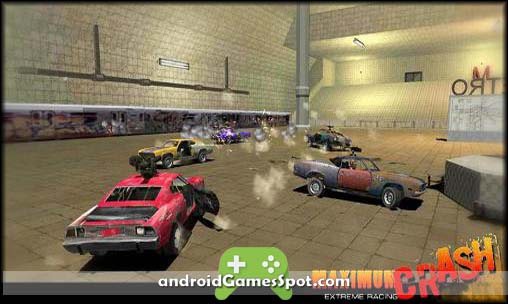 Crash Racing Extreme game apk free download