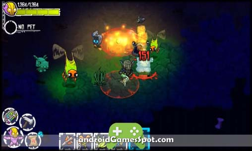 Crashlands free android games apk download