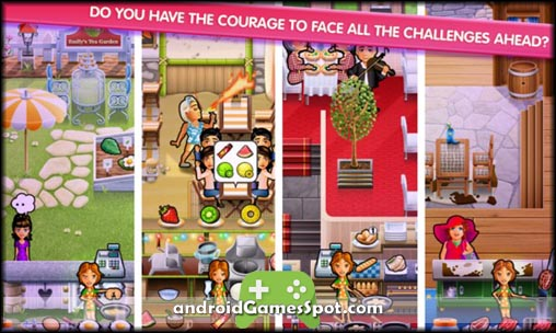 Delicious Tea Garden game apk free download