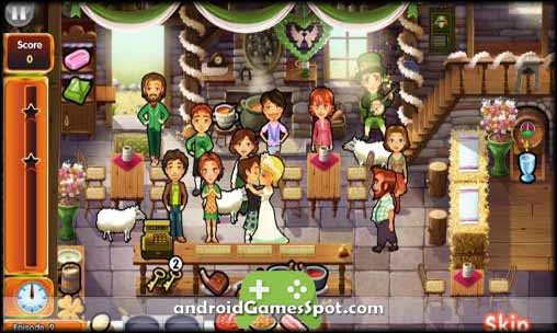 Delicious Wonder Wedding free android games apk download