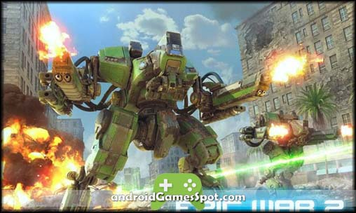 Epic War TD 2 game apk free download