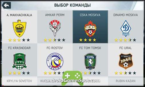 FIFA 14 free games for android apk download