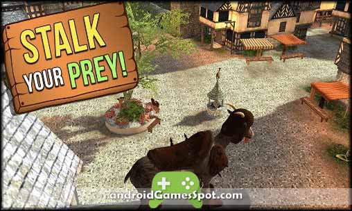 Goat Simulator MMO Simulator free android games apk download