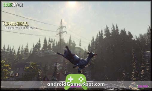 Goat Simulator free android games apk download