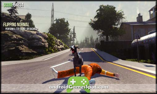 Goat Simulator game apk free download