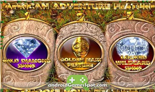 Kalahari Sun Slots free android games apk download