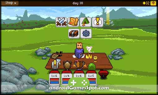 Knights of Pen and Paper +1 free games for android apk download