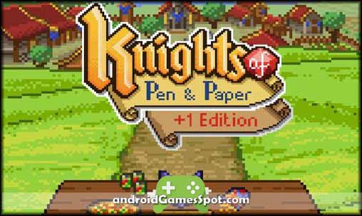 Knights of Pen and Paper +1 game apk free download
