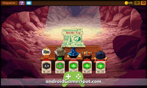 Knights of Pen and Paper 2 free android games apk download