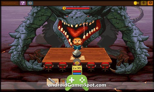 Knights of Pen and Paper 2 free games for android apk download