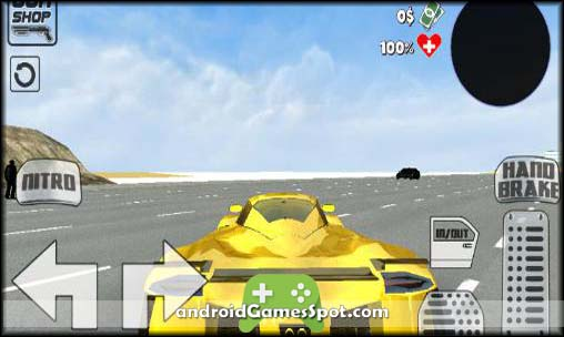 Las Vegas City Gangster free android games apk download