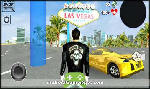 Las Vegas City Gangster free games for android apk download