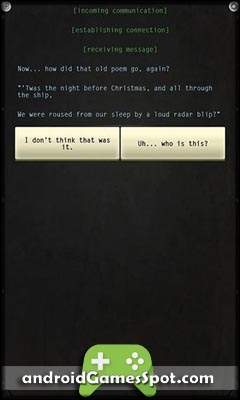 Lifeline Silent Night free android games apk download