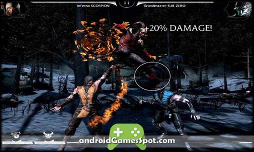MORTAL KOMBAT X APK Free Download