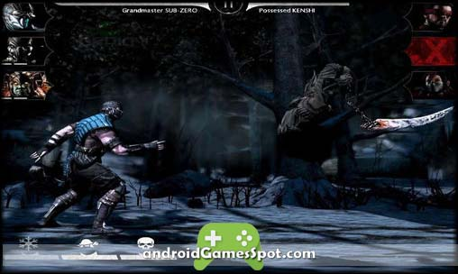 MORTAL KOMBAT X free android games apk download