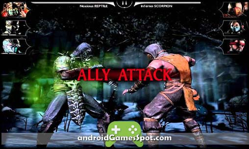MORTAL KOMBAT X free games for android apk download