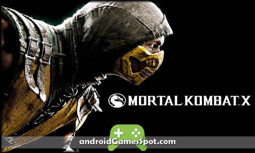 MORTAL KOMBAT X game apk free download
