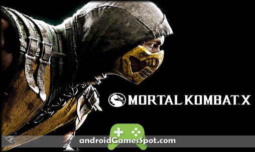 MORTAL KOMBAT X game apk free download