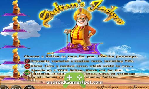 Mystic Genie Slots free games for android apk download