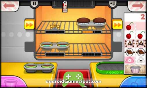 Papas Cupcakeria To Go free games for android apk download