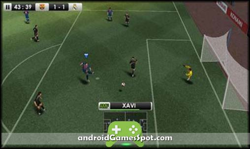 Pro Evolution Soccer 2012 apk free download