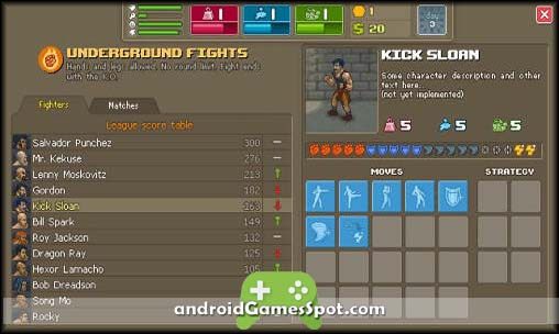 Punch Club free android games apk download